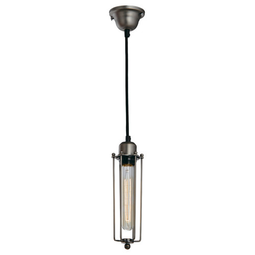 Industrial Pipe Pendant Lamp
