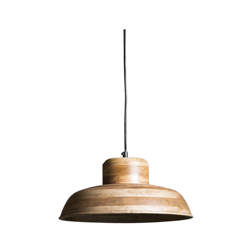Circa Wooden Pendant Light