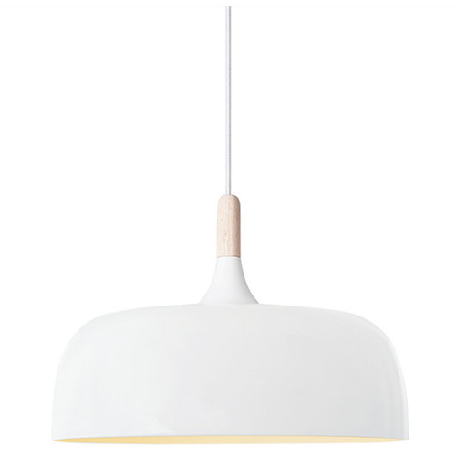 Replca Atle Tveit Northern Lighting Acorn Pendant Light - White