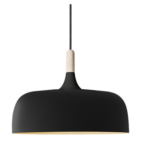 Replca Atle Tveit Acorn Pendant Light - Black