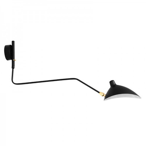 Replica Serge Mouille One Arm Wall Sconce