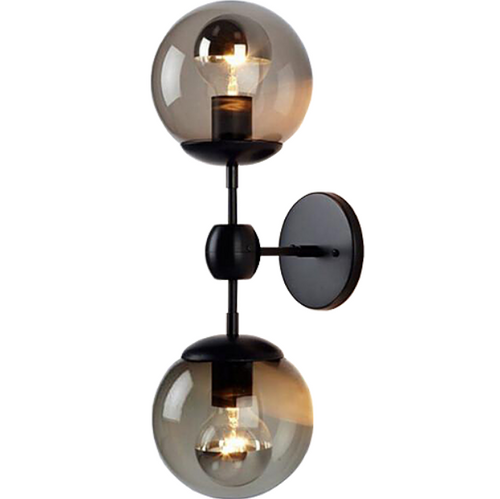Replica Jason Miller Modo 2 Bulb Wall Sconce