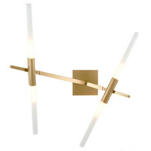 Replica Lindsey Adelman Agnes 2 Wall Lamp - Gold