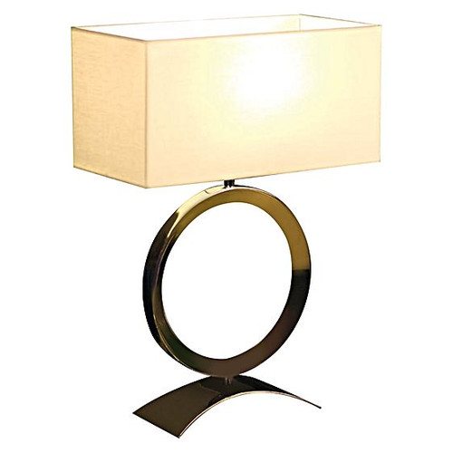 Delta White Table Lamp by Viore Design