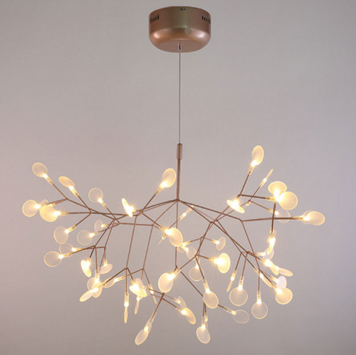 Replica Heracleum Small Pendant Light - Copper