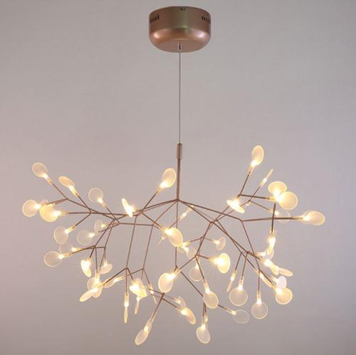 Replica Heracleum Small Pendant Light - Copper