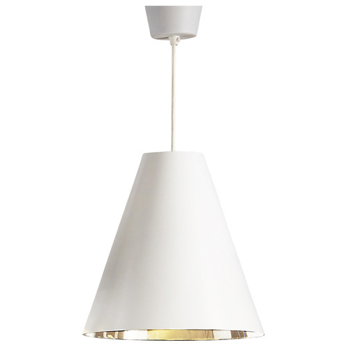 Conrad White Pendant Light