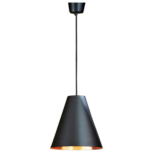 Conrad Black Pendant Light