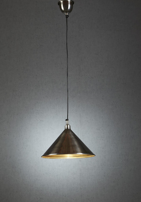 Riverway Silver Pendant Light