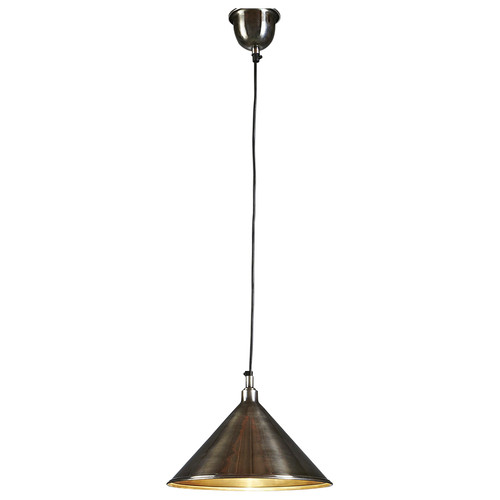 Riverway Silver Pendant Light - Thumbnail