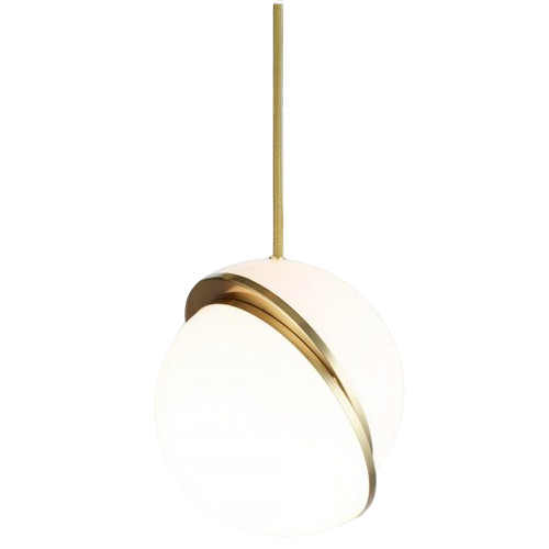 Replica Crescent Pendant Light