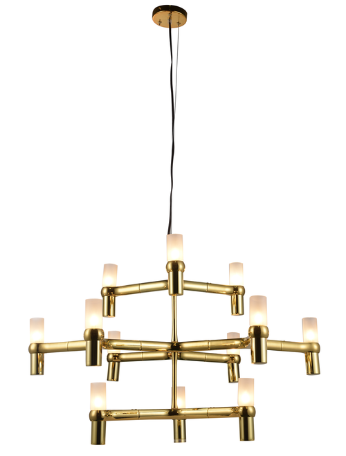 Replica Crown Minor Chandelier - Gold