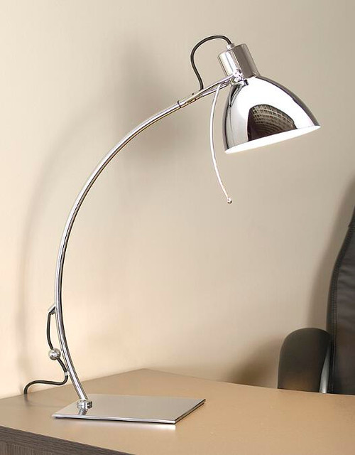 Elipse Desk Lamp by Viore Design