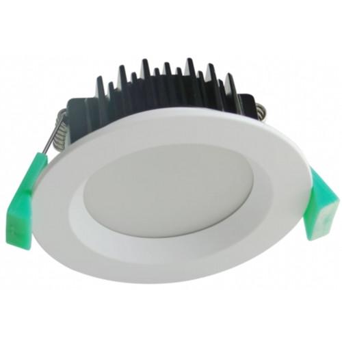 70mm Round 10W LED downlight kit