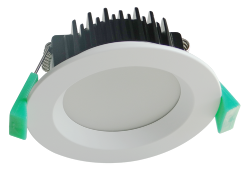 Dimmable 12W Round LED Downlight Kit