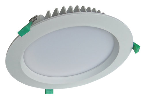 Saturn 30W LED Downlight kit White finish