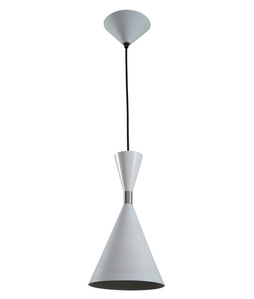 Cone Flask Pendant Light