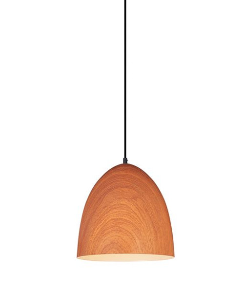 Stockholm Bell Egg Pendant Light - Cherry Cinnamon