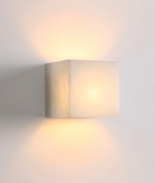 Cubic LED Surface Mounted Exterior Wall Light
