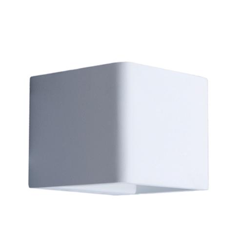 Block LED Interior Wall Light