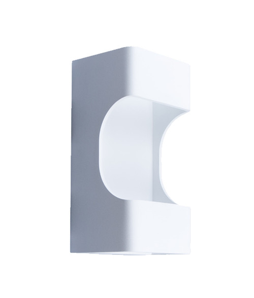 Arkadia LED Interior Wall Light - Matte White