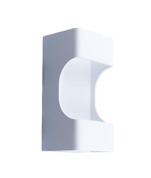 Arkadia LED Interior Wall Light - Matte White