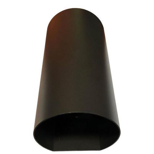 Can Matt Black Exterior Wall Light