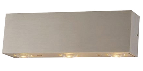 Delta Exterior LED Downward Wall Light
