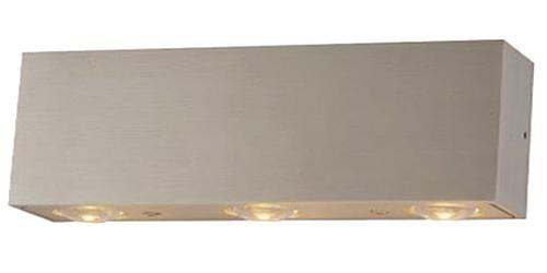 Delta Exterior LED Downward Wall Light