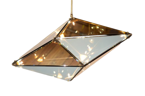 Replica Maxhedron Horizontal Pendant Light