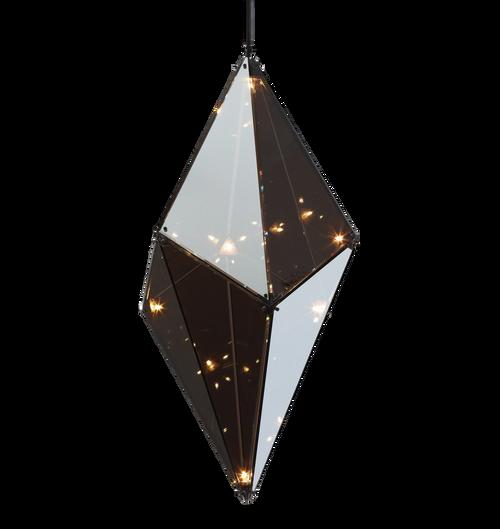 Replica Maxhedron Vertical Pendant Light
