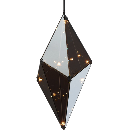 Replica Maxhedron Vertical Pendant Light