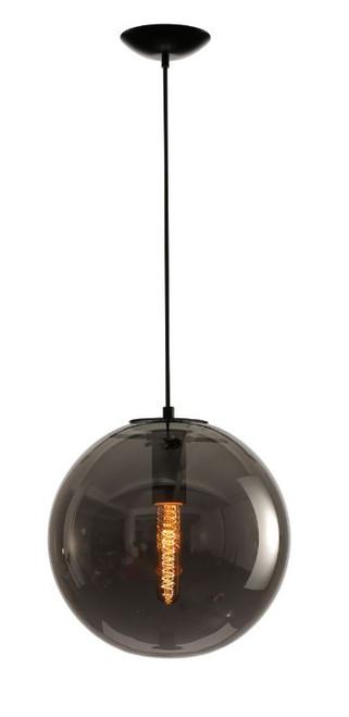 Replica Selene Smoke Grey Glass Pendant Light