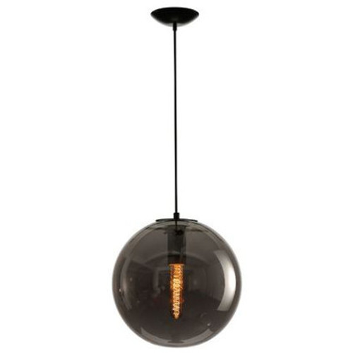 Replica Selene Smoke Grey Glass Pendant Light