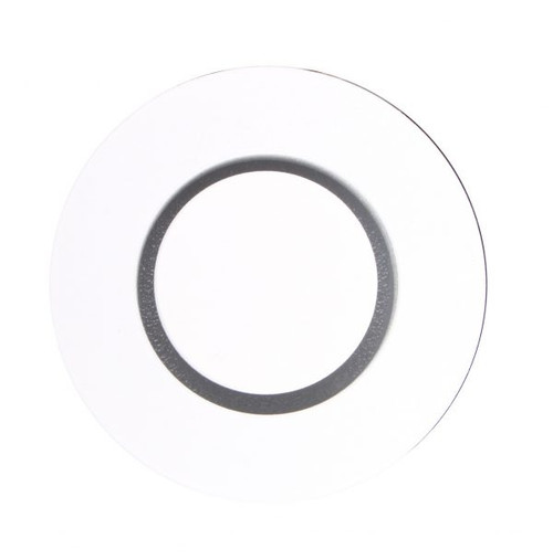 Astro White Wall Light - White