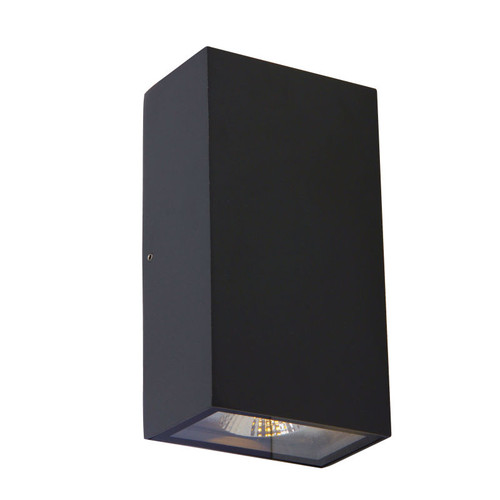 Slimline Rectangle Up Down Exterior Wall Light