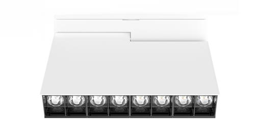 The D900 SHX Linear LED Downlight- White