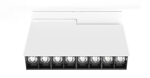 The D900 SHX Linear LED Downlight- White