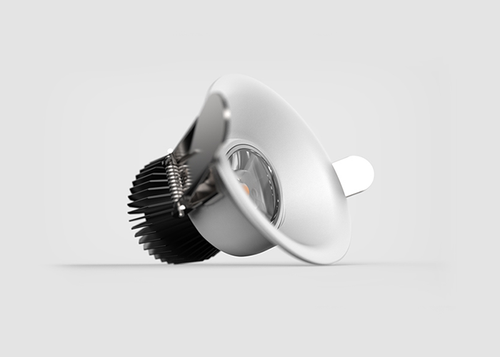 The New D550+ LED Downlight-White
