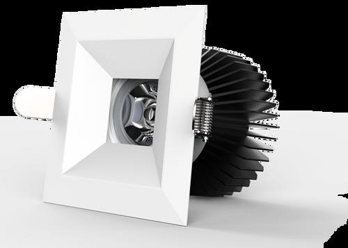 D900 Cube LED Downlight-White