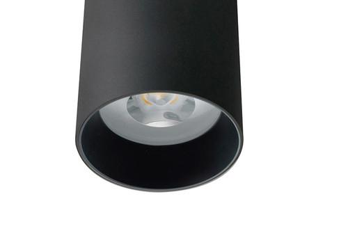 D2000 SH Curve LED Downlight-Black