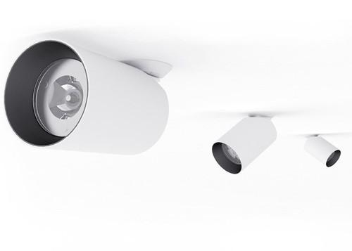 D900 SHX Curve LED Downlight-White