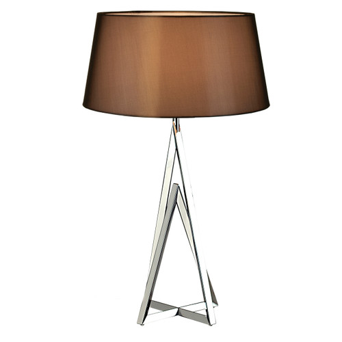 Apollo Table Lamp- Black Shade