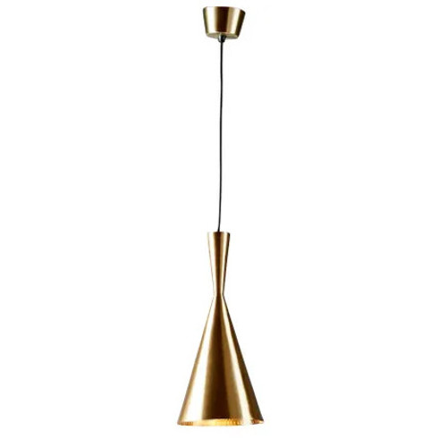 Cava Antique Brass Pendant Light