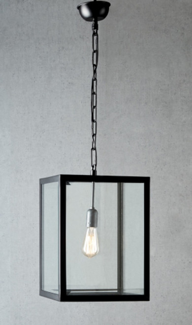 Box Cage Small Pendant Light