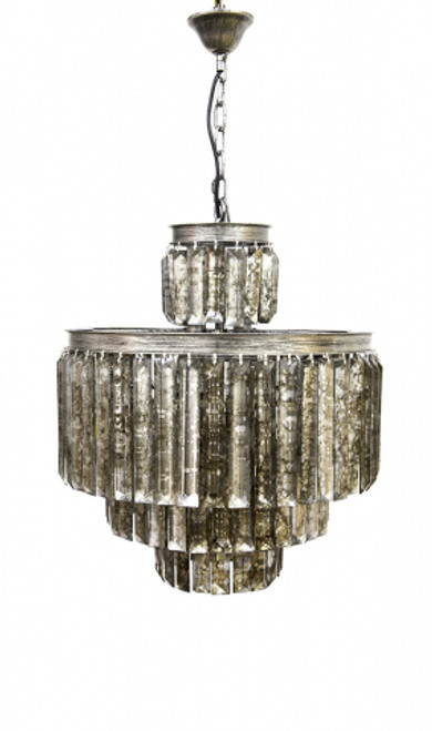 Montana 12 Light Chandelier