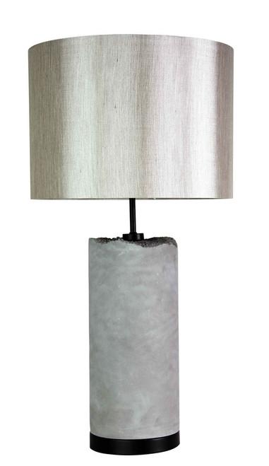 Scandustrial Concrete Table Lamp