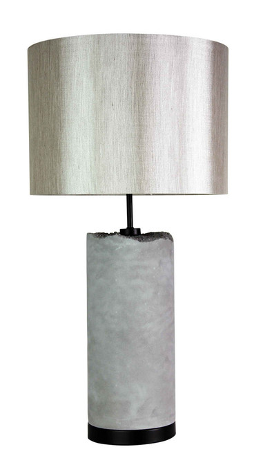 Scandustrial Concrete Table Lamp