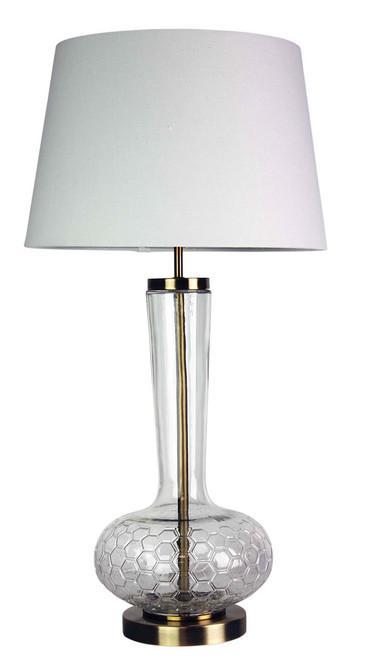 Shisha Glass Table Lamp