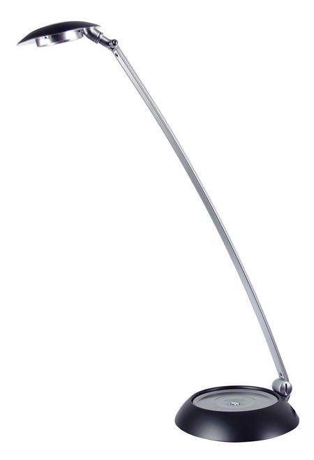 Teck Silver LED Desk Lamp